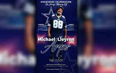 Michael Lleyron Arps 1951 – 2021