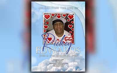 Rickey Edwards 1966-2021