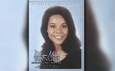 Kathryn Marie Hanggi 1953 – 2021