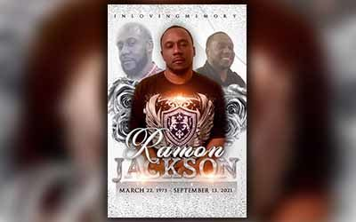 Ramon Jackson 1975-2021