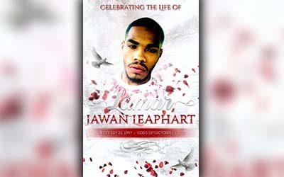 Lamar Jawan Leapheart 1997 – 2020