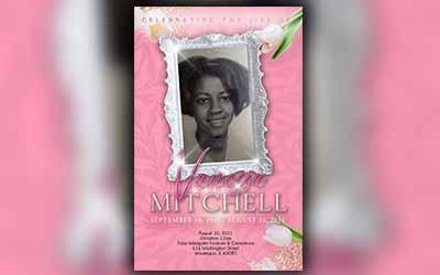 Vanessa Gail Mitchell 1953-2021