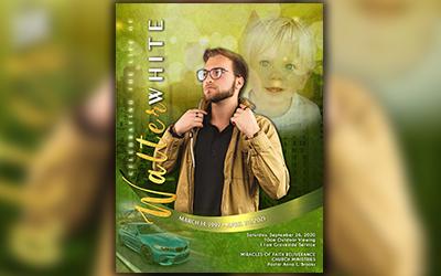 Walter White 1997 – 2021