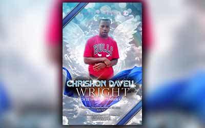 Chrishon Davell Wright 1998-2021