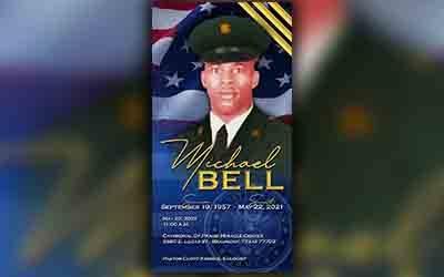 Michael Bell 1957-2021