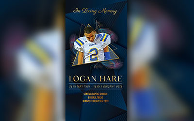 Logan Hare 1997 -2019