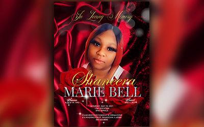 Shaneera Bell 1993-2021