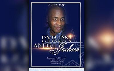 Bayron Andre Jackson 1968-2021