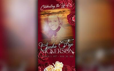 Sandra Faye Nickerson 1957-2021