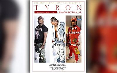 Tyron L. Patrick 1987-2021