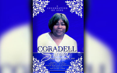Cordell Shead 1951-2021